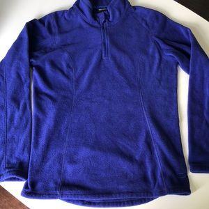 Oakley • Quarter Zip Fleece Pullover Size Large